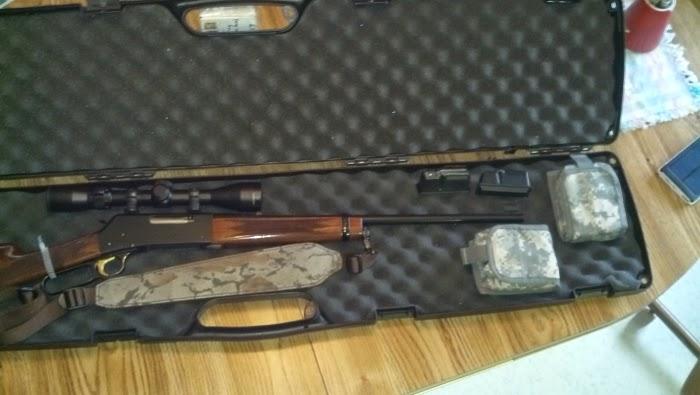 Really nice Browning BLR 81  308 for sale to Montana